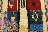 3' 7 x 6' 8 Moroccan Rug thumbnail