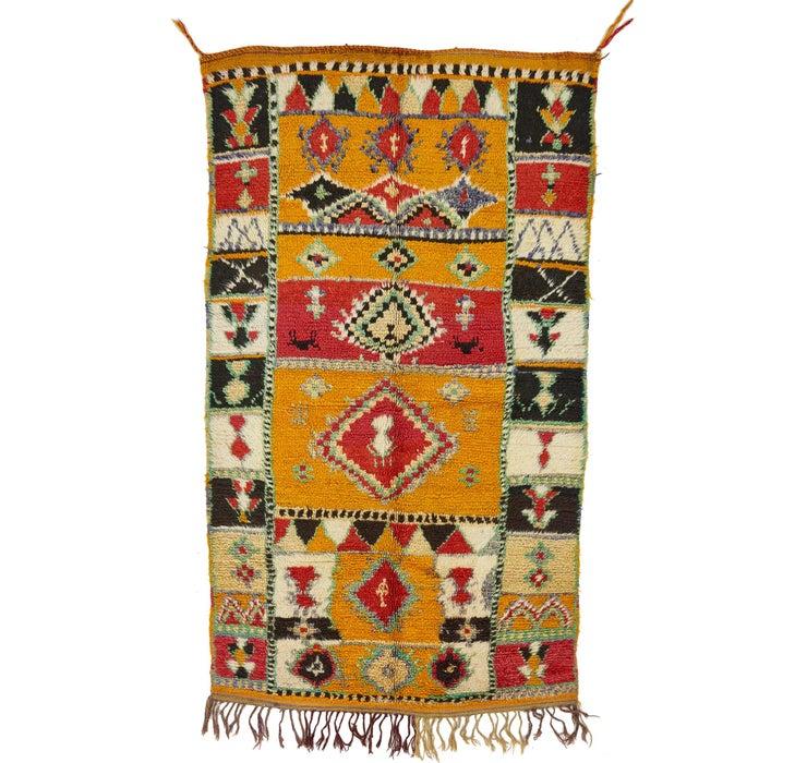 132cm x 225cm Moroccan Rug