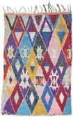 3' 3 x 6' 3 Moroccan Rug thumbnail