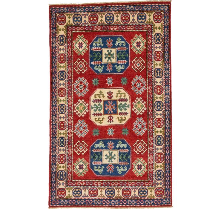 122cm x 198cm Kazak Oriental Rug