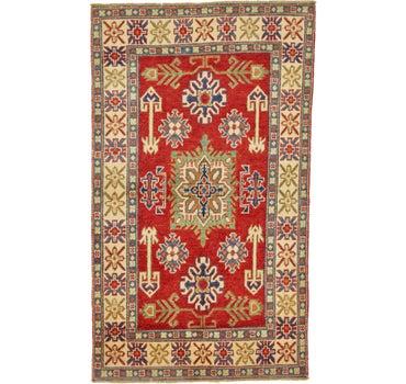 3' 3 x 5' 5 Kazak Oriental Rug