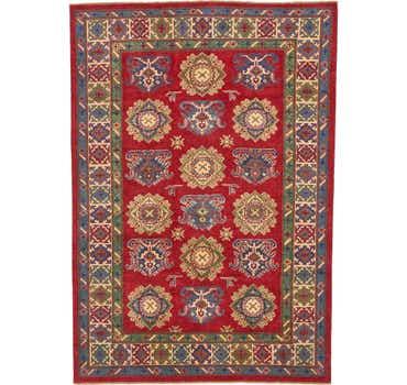 Image of 6' 8 x 9' 6 Kazak Oriental Rug