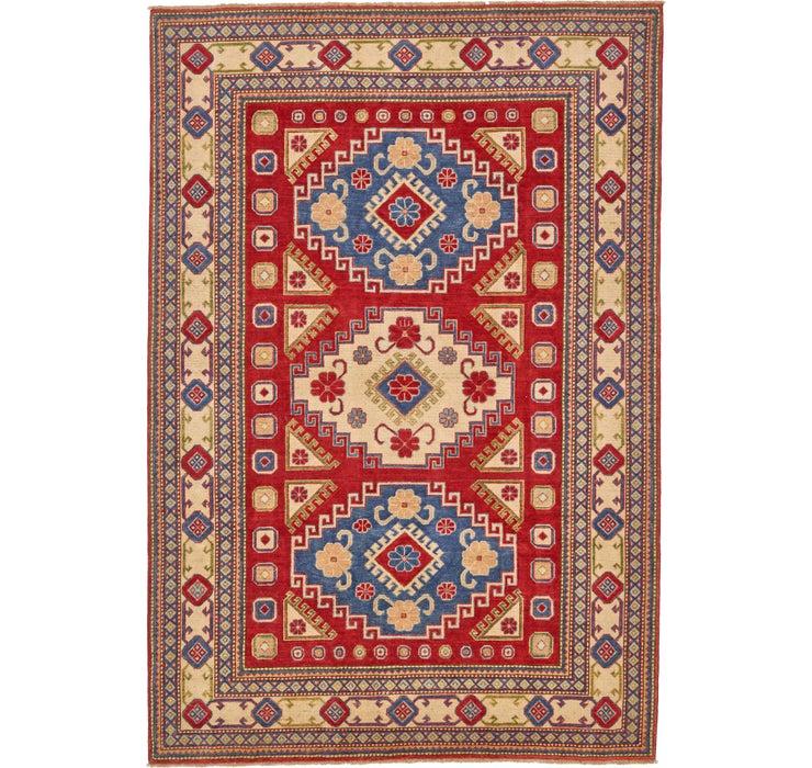 183cm x 275cm Kazak Oriental Rug