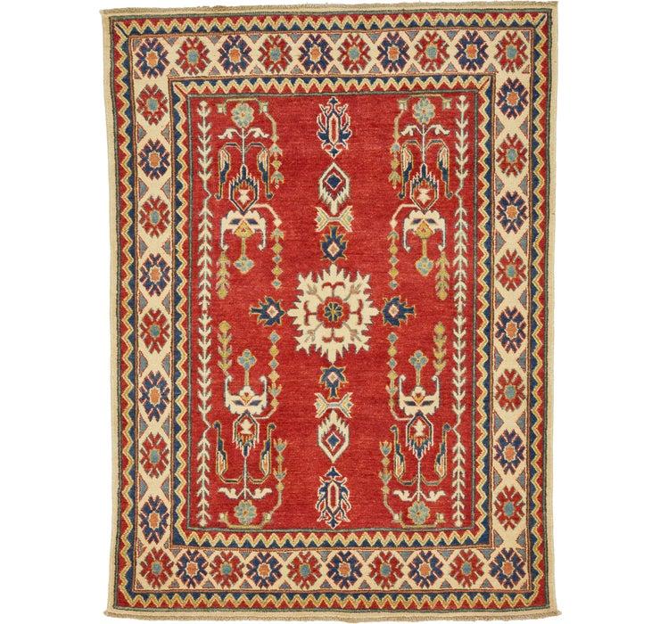 137cm x 183cm Kazak Oriental Rug