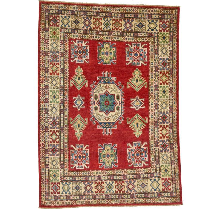 157cm x 218cm Kazak Oriental Rug