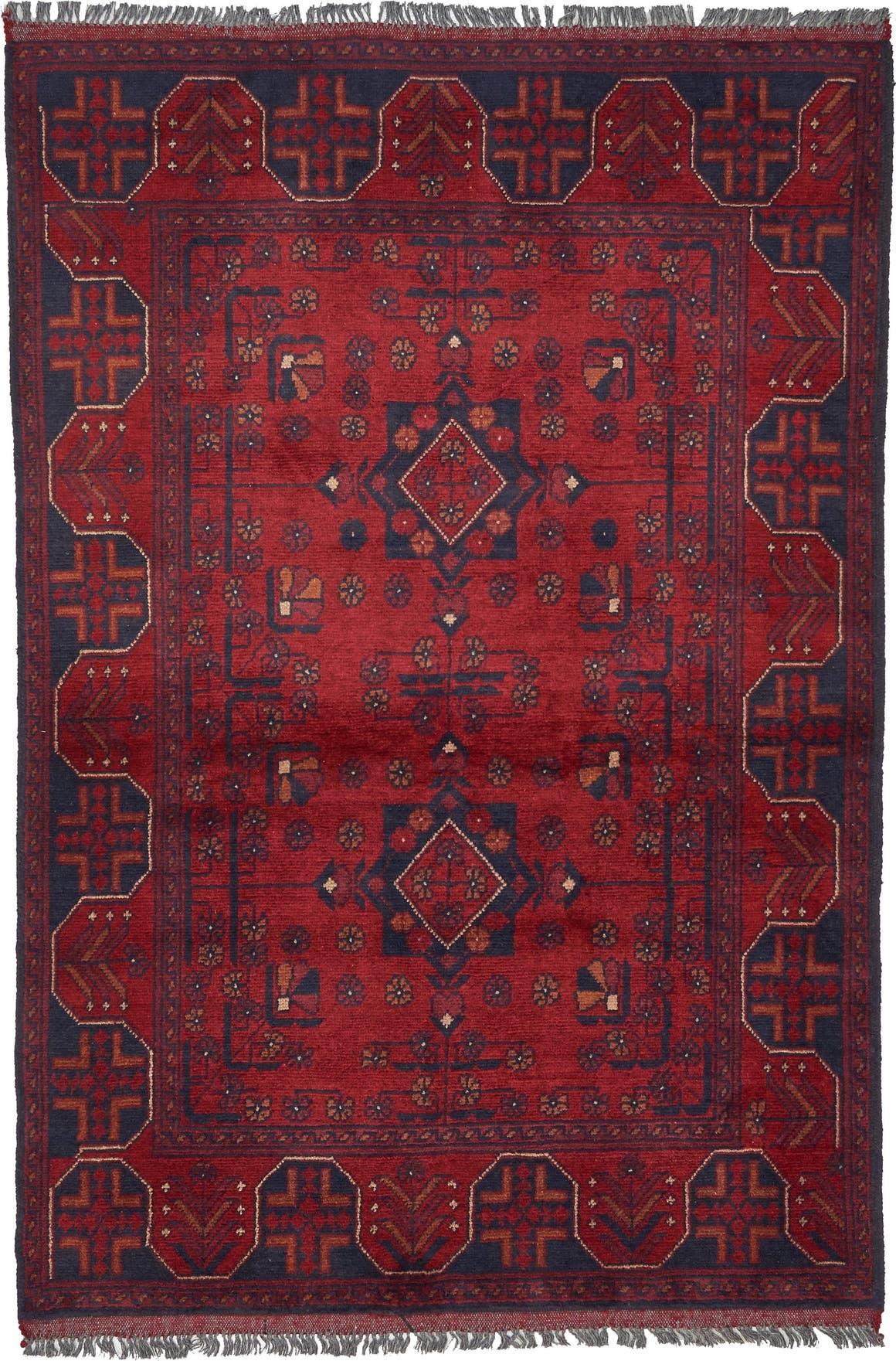 3' 4 x 5' Khal Mohammadi Oriental Rug main image