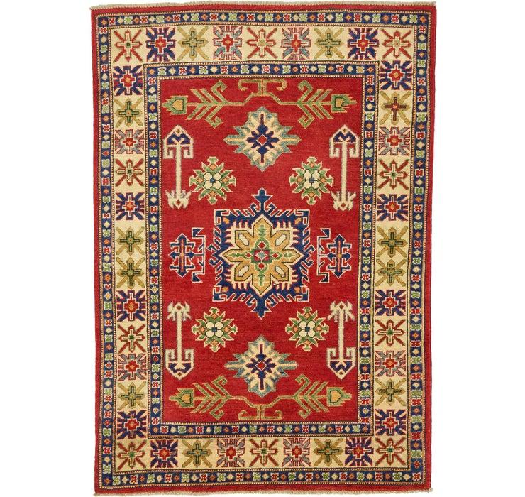 107cm x 152cm Kazak Oriental Rug