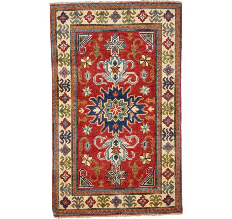 97cm x 157cm Kazak Oriental Rug