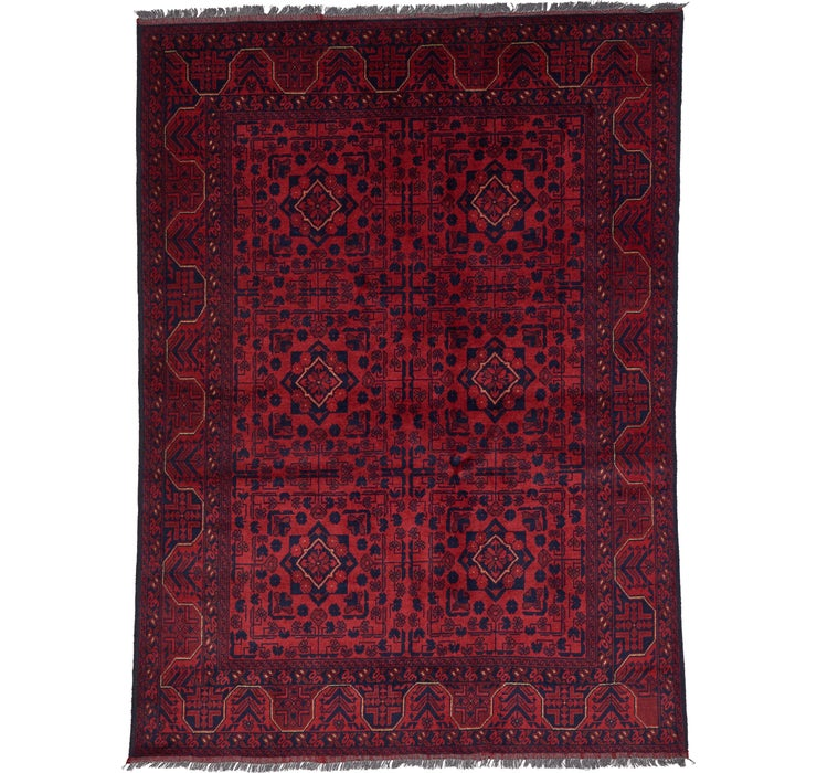 Image of 152cm x 198cm Khal Mohammadi Oriental...