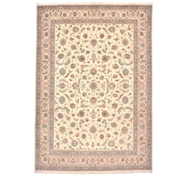 250cm x 358cm Tabriz Persian Rug