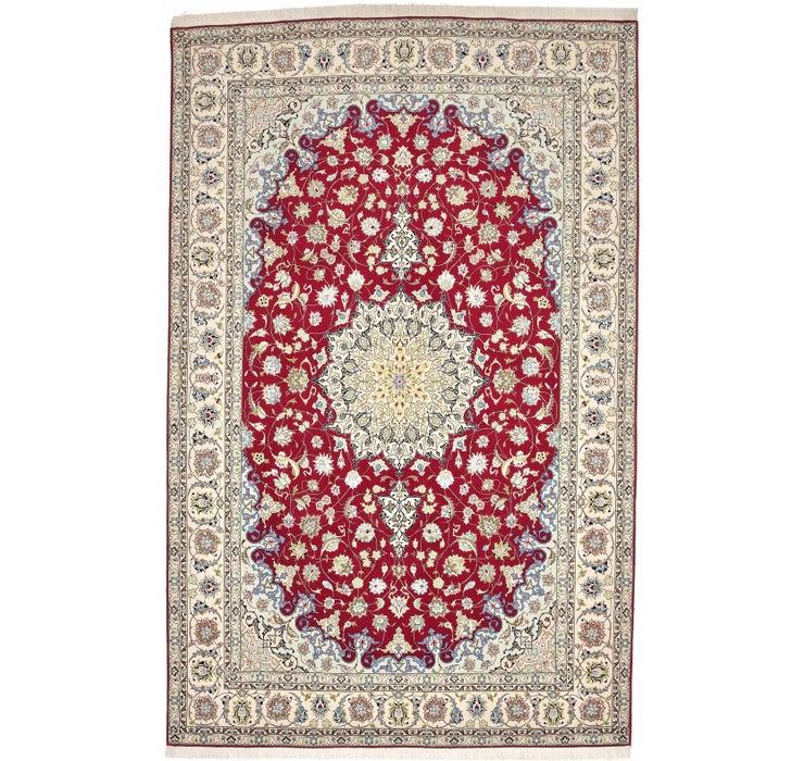 203cm x 320cm Tabriz Persian Rug