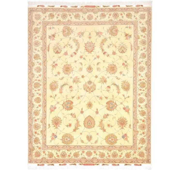 200cm x 250cm Tabriz Persian Rug