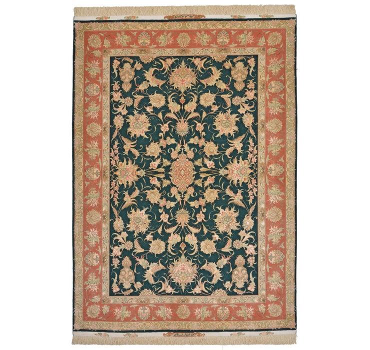 150cm x 210cm Tabriz Persian Rug