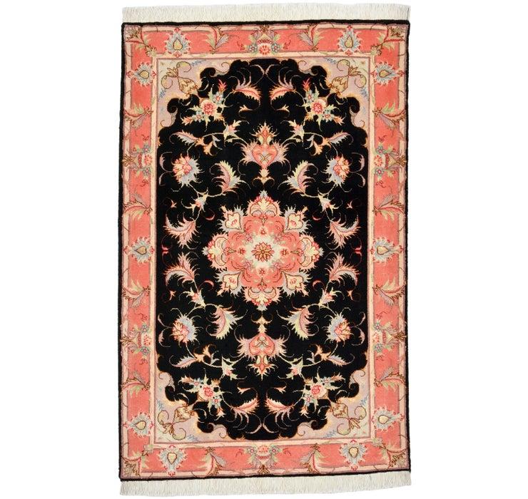 80cm x 127cm Tabriz Persian Rug