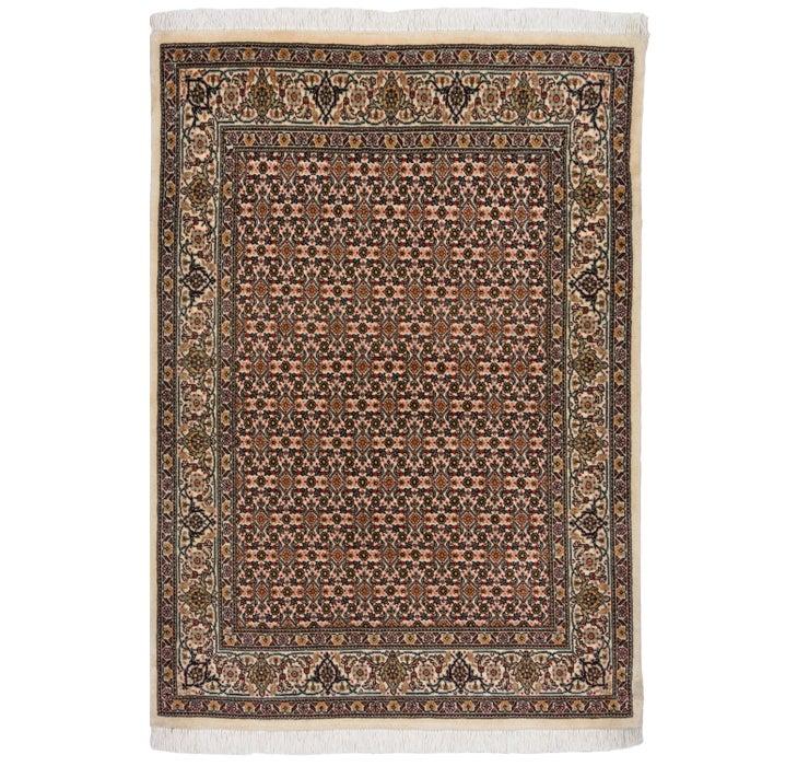 80cm x 122cm Tabriz Persian Rug