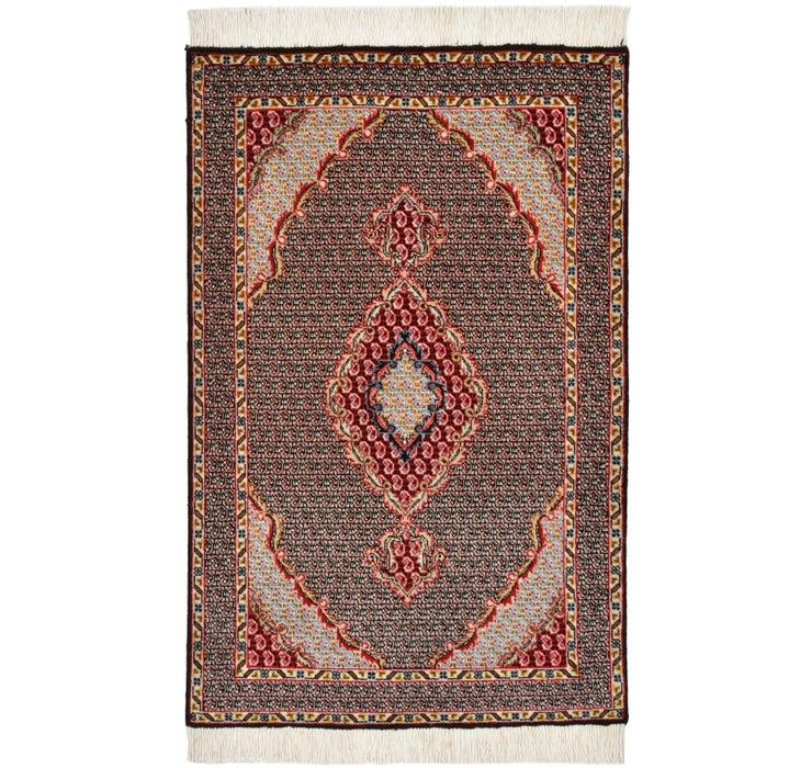 60cm x 95cm Tabriz Persian Rug