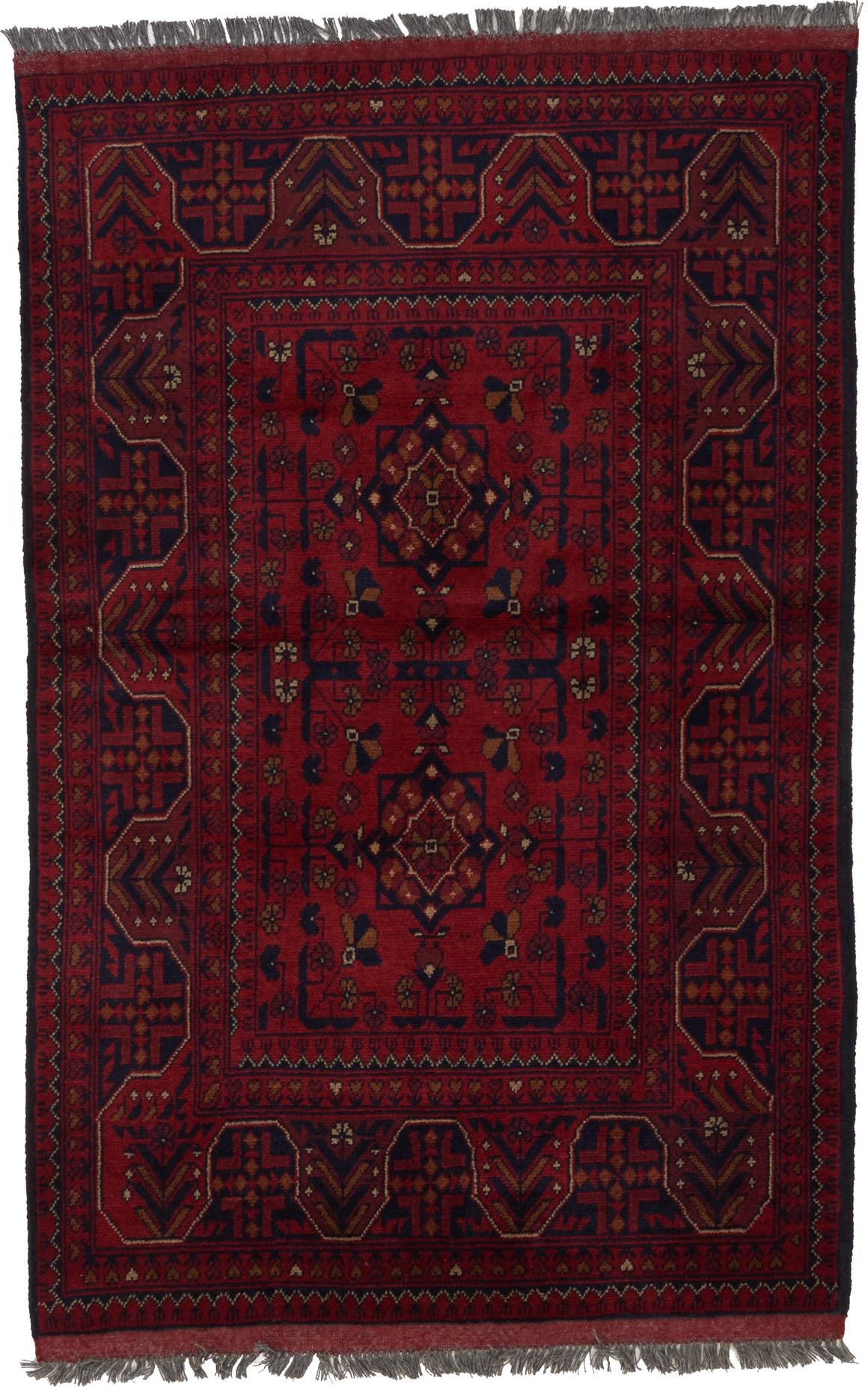 3' 2 x 5' Khal Mohammadi Oriental Rug main image