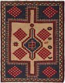 4' 10 x 6' 2 Shiraz Persian Rug thumbnail