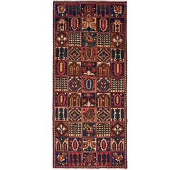 3' 10 x 8' 9 Bakhtiar Persian Runner Rug main image