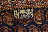 5' x 11' 4 Shiraz Persian Runner Rug thumbnail