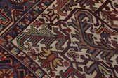 6' 5 x 9' 5 Heriz Persian Rug thumbnail