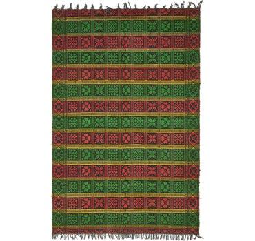 5' 5 x 8' 2 Moroccan Rug