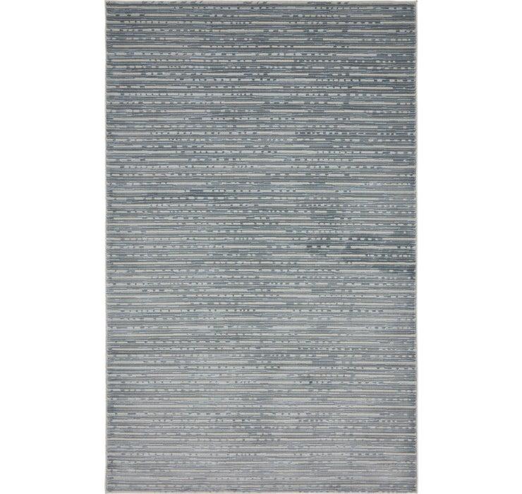 5' x 8' Monogram Rug