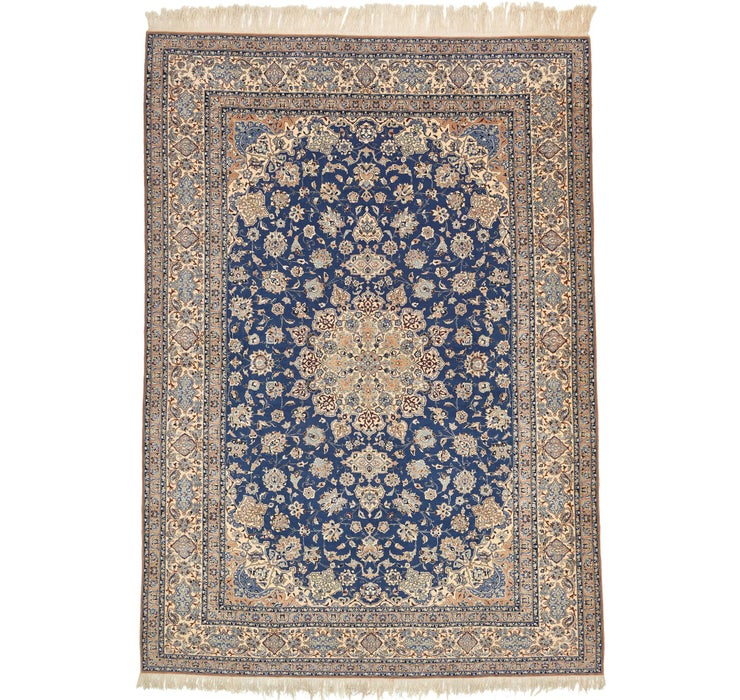 305cm x 427cm Isfahan Persian Rug