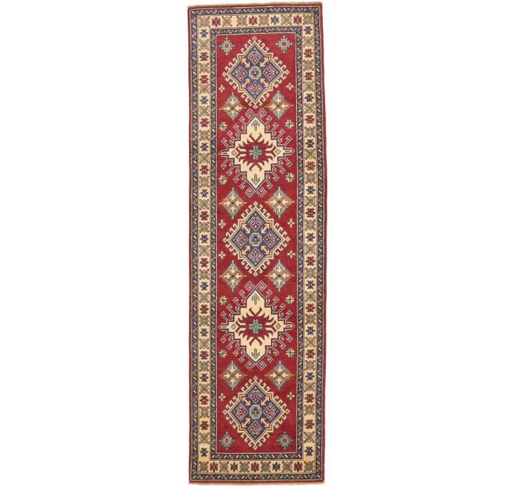 2' 8 x 9' 5 Kazak Oriental Runner Rug