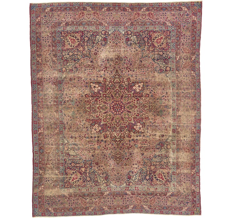 260cm x 330cm Birjand Persian Rug