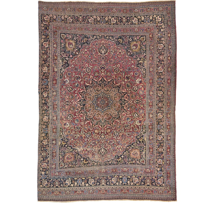 287cm x 405cm Birjand Persian Rug