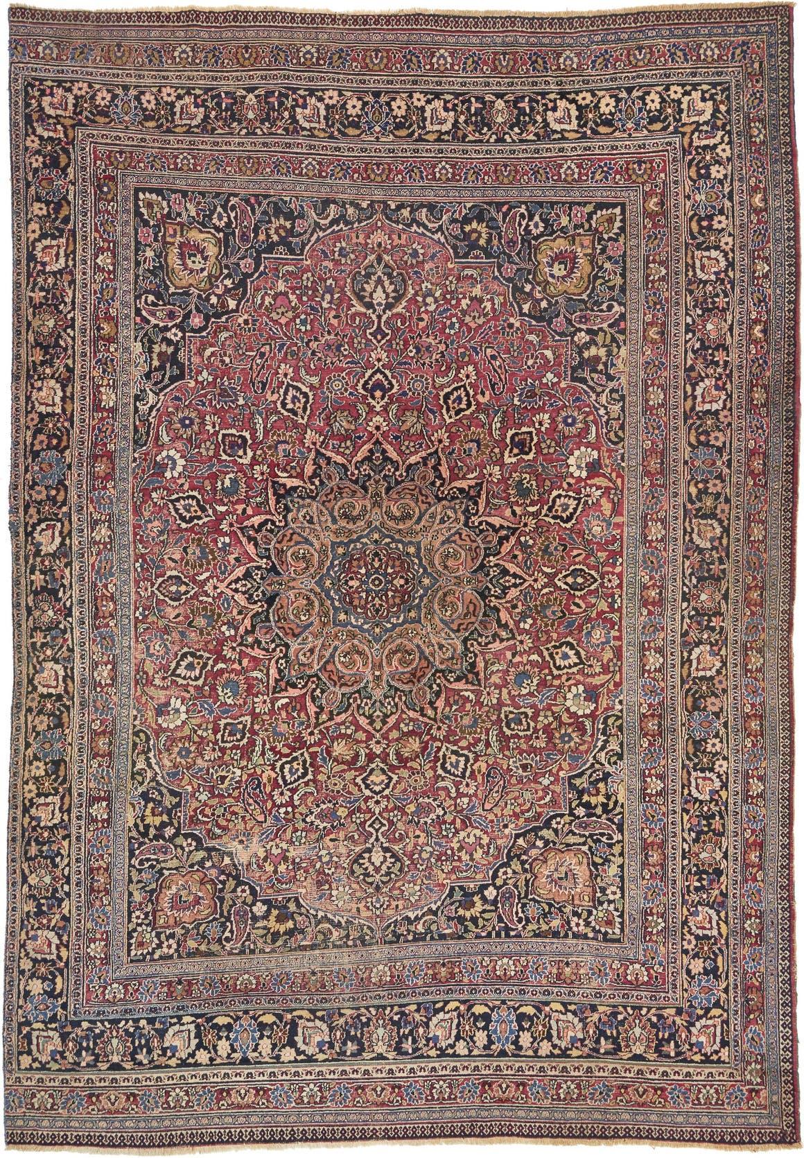 9' 5 x 13' 4 Birjand Persian Rug main image