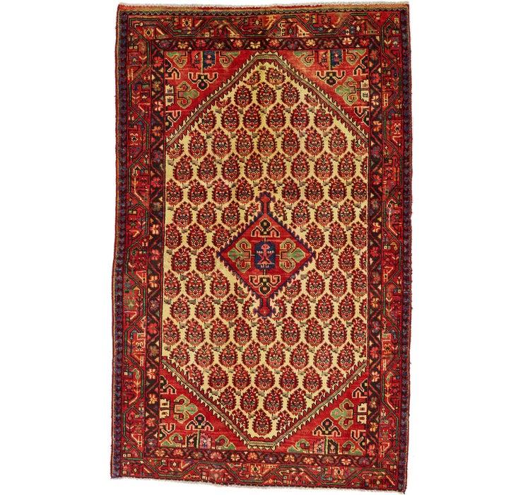 4' 3 x 6' 10 Farahan Persian Rug