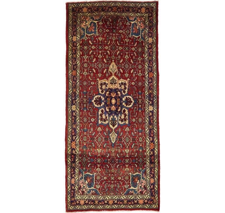 4' x 8' 9 Farahan Persian Rug