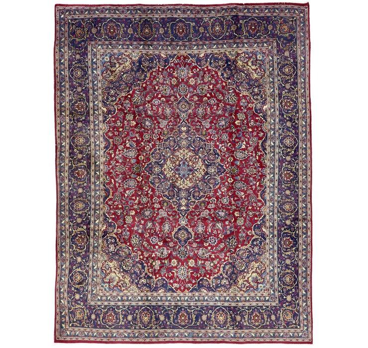 285cm x 373cm Kashmar Persian Rug
