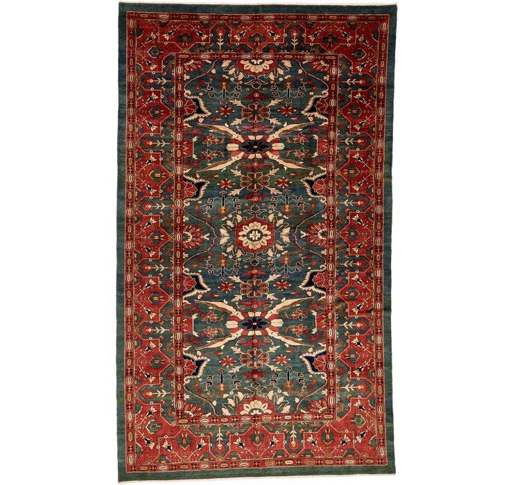 267cm x 452cm Meshkabad Persian Rug