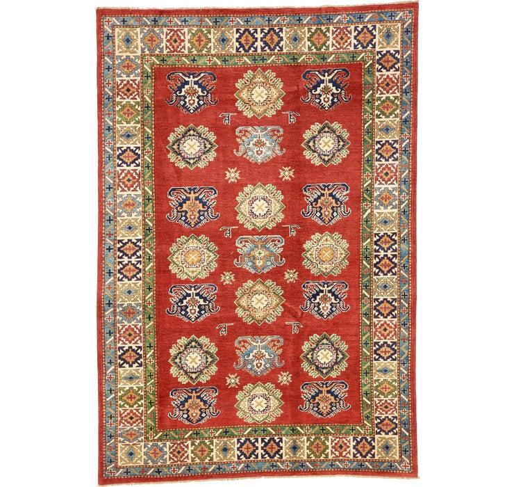 6' 6 x 9' 6 Kazak Oriental Rug