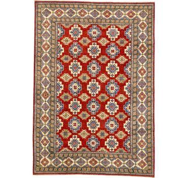 Image of 9' 6 x 9' 8 Kazak Oriental Rug