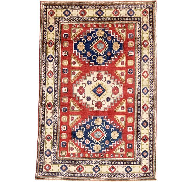 178cm x 272cm Kazak Oriental Rug