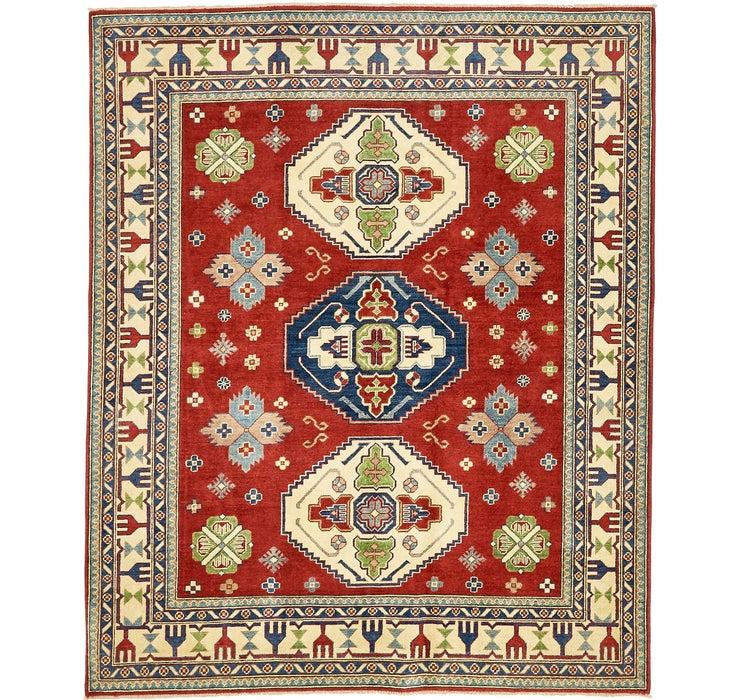 6' 7 x 8' Kazak Oriental Rug