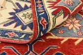 6' 11 x 9' 7 Kazak Oriental Rug thumbnail