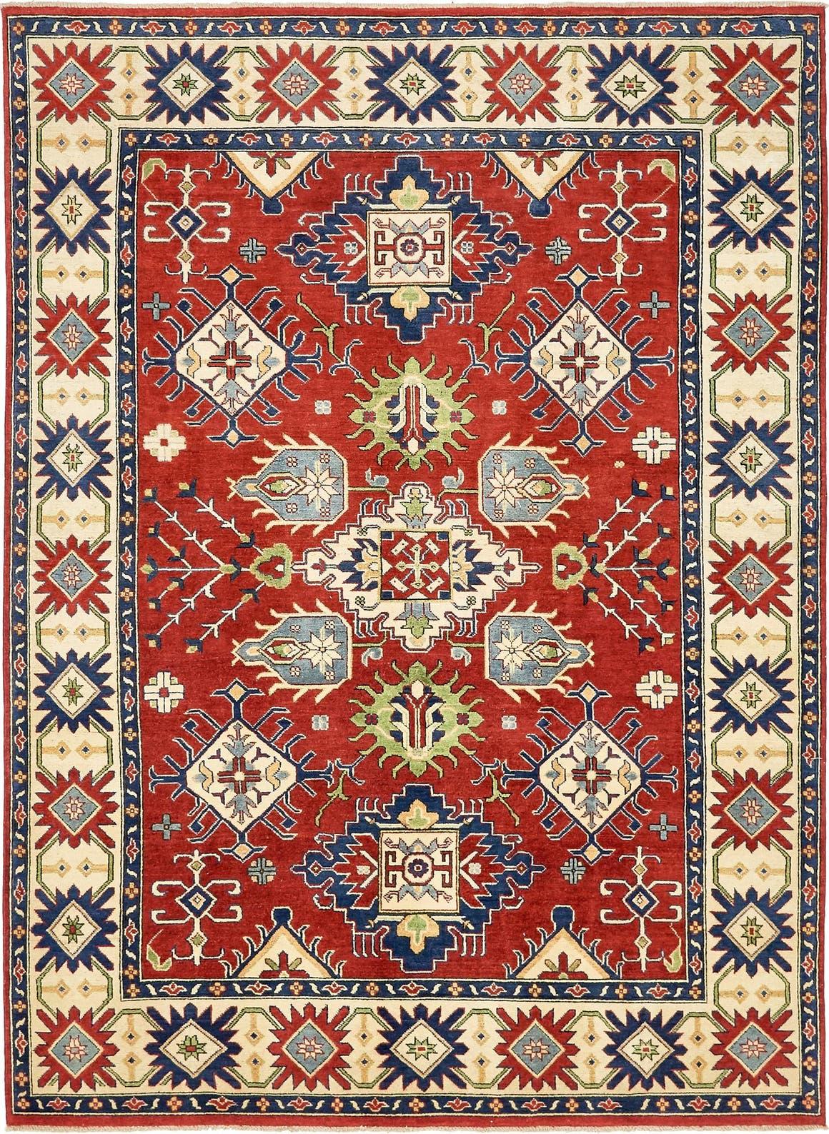 6' 11 x 9' 7 Kazak Oriental Rug main image