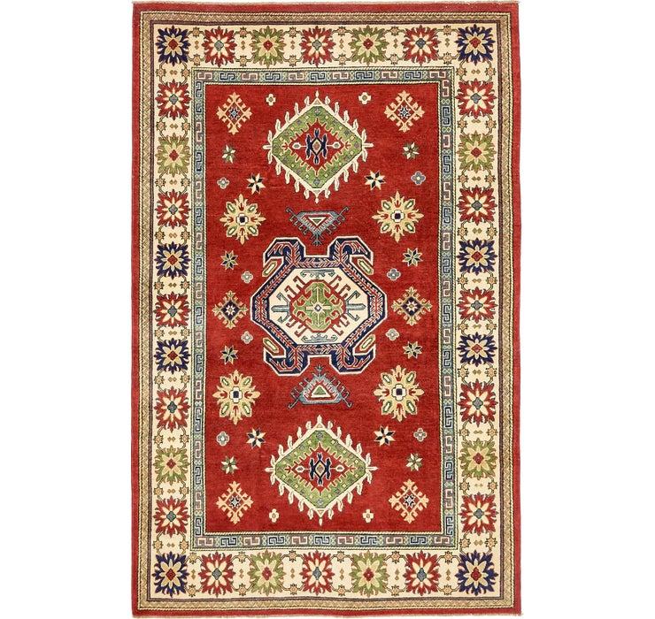 6' 5 x 10' 2 Kazak Oriental Rug