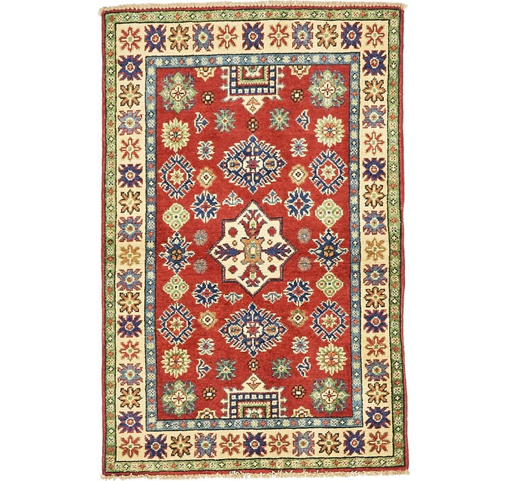 2' 9 x 4' 4 Kazak Oriental Rug