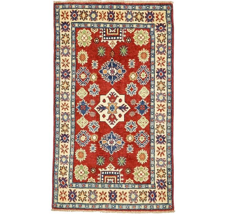 80cm x 135cm Kazak Oriental Rug
