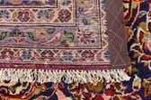 9' 8 x 13' 10 Kashan Persian Rug thumbnail