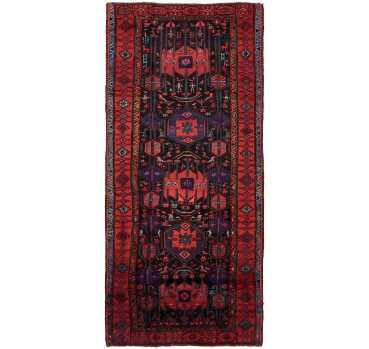 145cm x 330cm Sirjan Persian Runner Rug