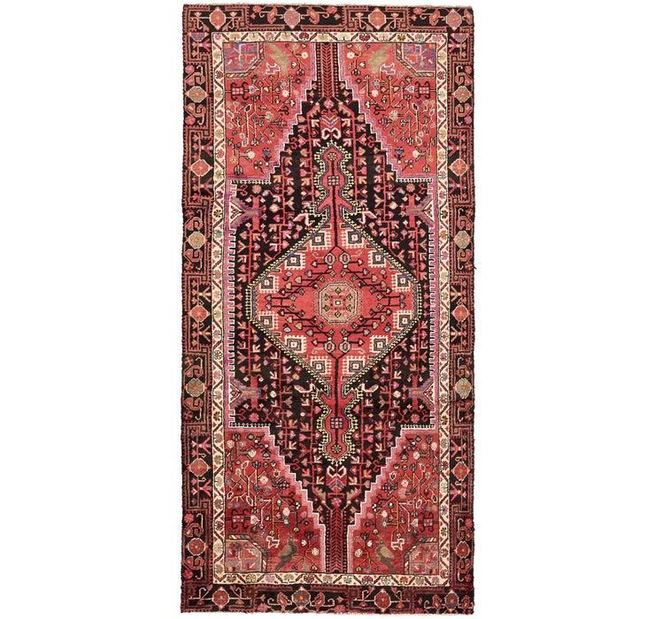 4' 4 x 9' 3 Tuiserkan Persian Runne...