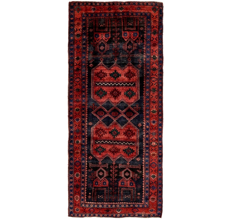 147cm x 330cm Sirjan Persian Runner Rug