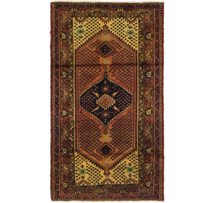 112cm x 188cm Koliaei Persian Rug